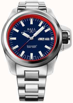 Ball Watch Company | Ingenieur Kohlenwasserstoff | devgru | limitierte Auflage, beschränkte Auflage NM3200C-SJ-BERD