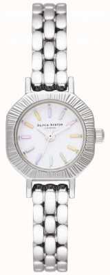 Olivia Burton | Regenbogen Silber Armband | Edelstahlarmband | OB16CC52