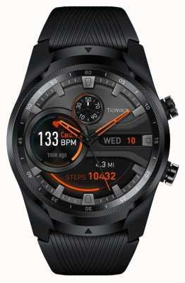 TicWatch Pro 4g lte esim | schwarz | Wearos Smartwatch PRO4G-WF11018-136247