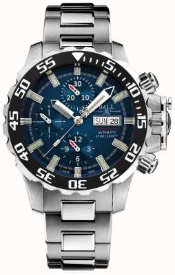 Ball Watch Company Ingenieur Kohlenwasserstoff nedu | Edelstahlarmband | DC3026A-S6C-BE