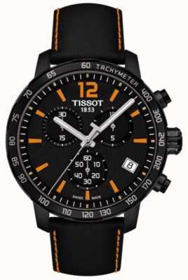 Tissot T-Sport Quickster Chronograph schwarz & orange T0954173605700