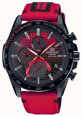 Casio | linited edition | Gebäude | Honda Racing | Bluetooth Solar EQB-1000HRS-1AER
