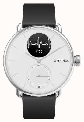 Withings Scanwatch 38mm - weiß HWA09-MODEL 1-ALL-INT