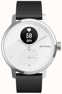 Withings Scanwatch 42mm - weiß HWA09-MODEL 3-ALL-INT