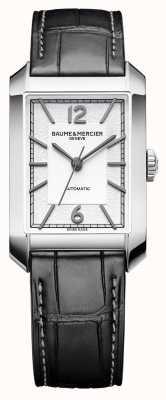 Baume & Mercier Herren Hampton | automatisch | opal silbernes Zifferblatt | M0A10522