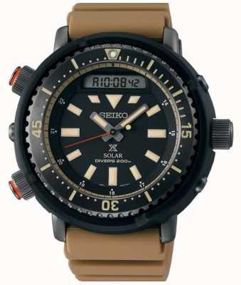 Seiko Prospex Arnie gibt Safari Solar Diver's erneut heraus SNJ029P1
