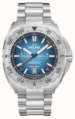 Delma Oceanmaster Antarctica Limited Edition | rostfreier Stahl 41701.670.6.049