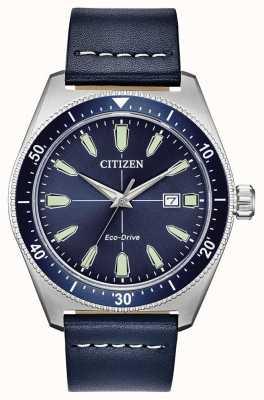Citizen Vintage Sport wr100 Eco-Drive Uhr AW1591-01L