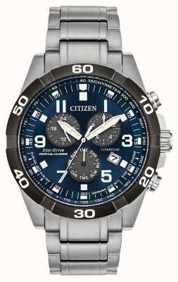 Citizen Brycen Super Titan Perpetual Kalenderuhr BL5558-58L