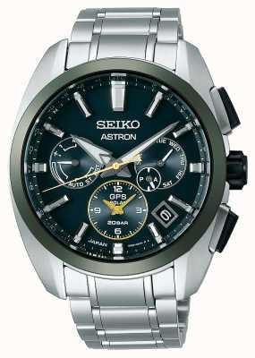 Seiko Astron GPS Limited Edition Grün & Gold SSH071J1