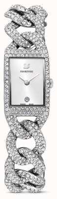 Swarovski Cocktailuhr | Kristall Set Edelstahl Armband | 5547617