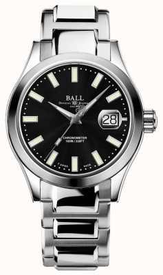 Ball Watch Company Herreningenieur iii auto | limitierte Auflage | schwarzes Zifferblatt NM2026C-S27C-BK