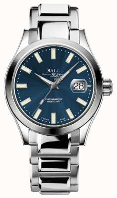 Ball Watch Company Herreningenieur iii auto | limitierte Auflage | blaue Zifferblattuhr NM2026C-S27C-BE