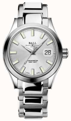 Ball Watch Company Herreningenieur iii auto | limitierte Auflage | silbernes Zifferblatt NM2026C-S27C-SL