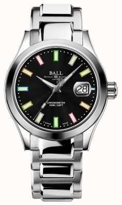 Ball Watch Company Fürsorgliche Ausgabe | Ingenieur III Auto | limitierte Auflage | schwarzes Zifferblatt | multi NM2026C-S28C-BK