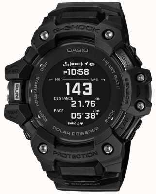Casio | g-schock | g-Squad | Herzfrequenzmesser | Bluetooth | schwarz | GBD-H1000-1ER
