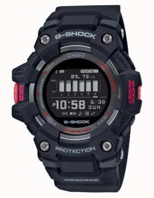 Casio G-Schock | g-Squad | Steptracker | Bluetooth | schwarz GBD-100-1ER