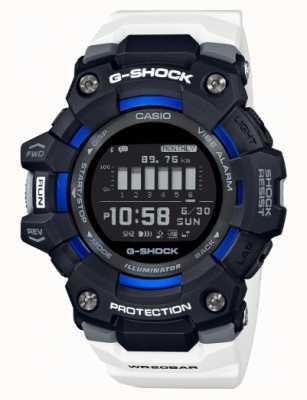 Casio G-Schock | g-Squad | Steptracker | Bluetooth | Weiß GBD-100-1A7ER