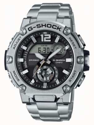 Casio G-Schock | g-Stahl | Carbon Core Guard | Bluetooth | Solar- GST-B300SD-1AER