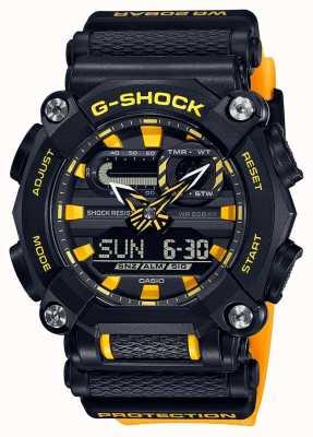 Casio G-Schock | schwere | Weltzeit | Gelb GA-900A-1A9ER