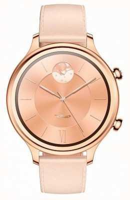 TicWatch C2 + Roségold Smartwatch 139866-WG12056
