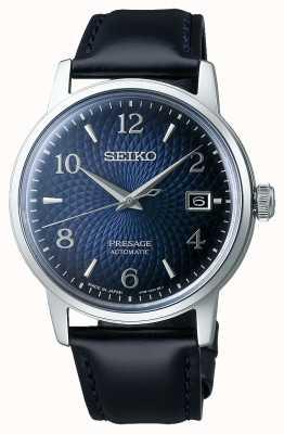 Seiko Presage | Cocktail | blaues Zifferblatt | automatisch | alte Uhr SRPE43J1