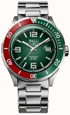 Ball Watch Company Roadmaster m | Erzengel | limitierte Auflage | Chronometer DM3130B-S7CJ-BK