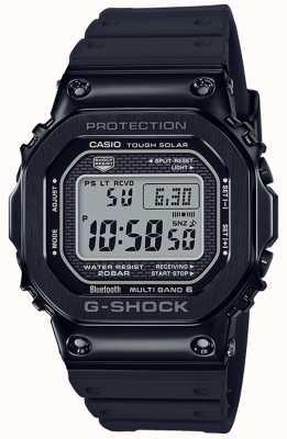 Casio G-Schock-Harzband schwarze IP-Lünette GMW-B5000G-1ER
