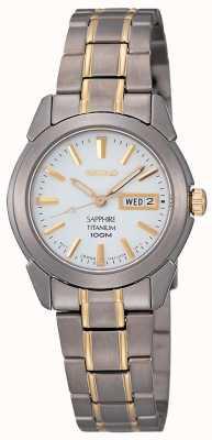 Seiko Damen Titanium SXA115P1 Armbanduhr