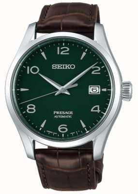 """Seiko Emaille """"Green Cedar"""" für Herren in limitierter Auflage SPB111J1"""