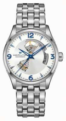 Hamilton Jazzmaster | automatisch | offenes Herz | rostfreier Stahl H32705152