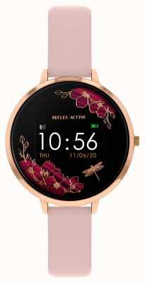 Reflex Active Serie 3 Smartwatch | nackter rosa Riemen RA03-2038