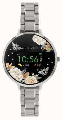 Reflex Active Serie 3 Smartwatch | Edelstahlarmband RA03-4007