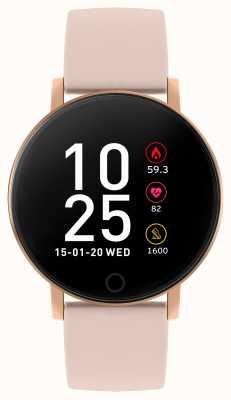 Reflex Active Serie 5 Smartwatch | Stundenmonitor | Farb-Touchscreen | rosa Riemen RA05-2020