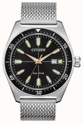 Citizen Eco-Drive-Edelstahl für Herren AW1590-55E