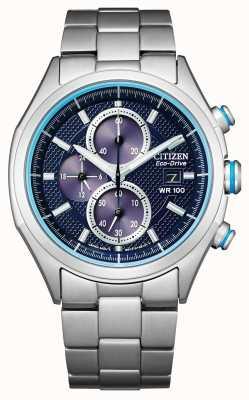Citizen Herren Eco-Drive Armband wr100 CA0430-54M