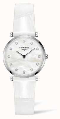 Longines La grande classique de longines diamantweiß L45124870