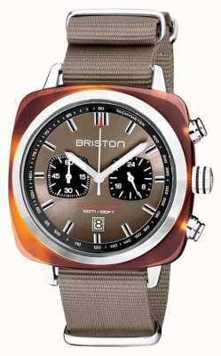 Briston | Clubmaster Sport | Acetat | taupe | 20142.SA.TS.30.NT