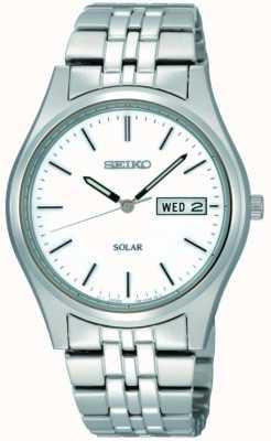 Seiko Solarbetrieben SNE031P1 Armbanduhr