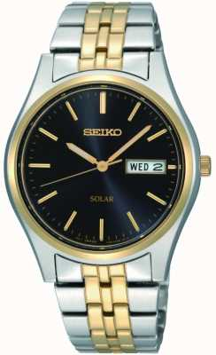 Seiko Solarbetrieben SNE034P1 Armbanduhr
