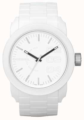 Diesel Unisex weißen Zifferblatt Uhr DZ1436