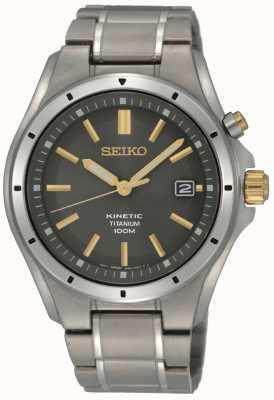 Seiko Mens Titan kinetische SKA765P1
