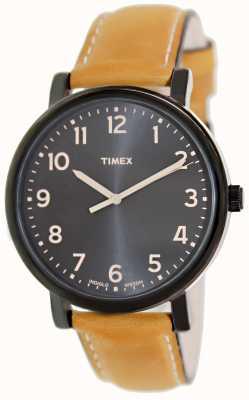 Timex Ez-Leser tan Bügel klassische Uhr T2N677